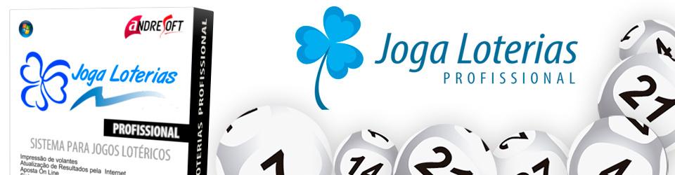 Joga Loterias Profissional –  Sistema de Jogos de Loterias