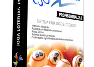 Lançamento oficial do Joga Loterias Profissional 2.0