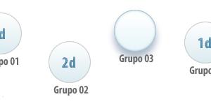 Aprendendo combinações: Entendendo os grupos