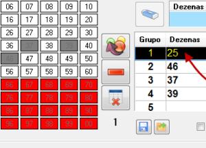 Criando fechamentos combinados com Joga Loterias Profissional
