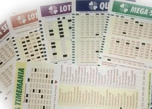Impressão de volantes no Joga Loterias Profissional