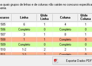 Entendendo as Estatísticas #09 – Linhas/Colunas da Lotomania (Não Saem)
