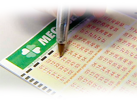 Kit básico estudo da Mega Sena