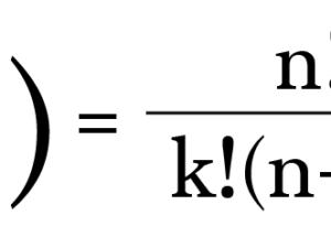 Conceito sobre os cálculos de combinações