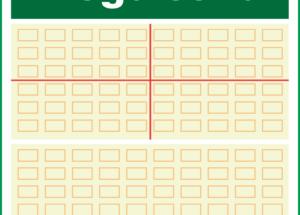 Gerando números aleatórios por quadrante na Mega Sena em Python